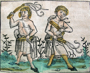 flagelanti-kajúcnici