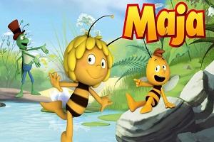 Včielka mája, kto poletí do USA